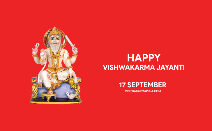 Ideal Vishwakarma Puja Greeting