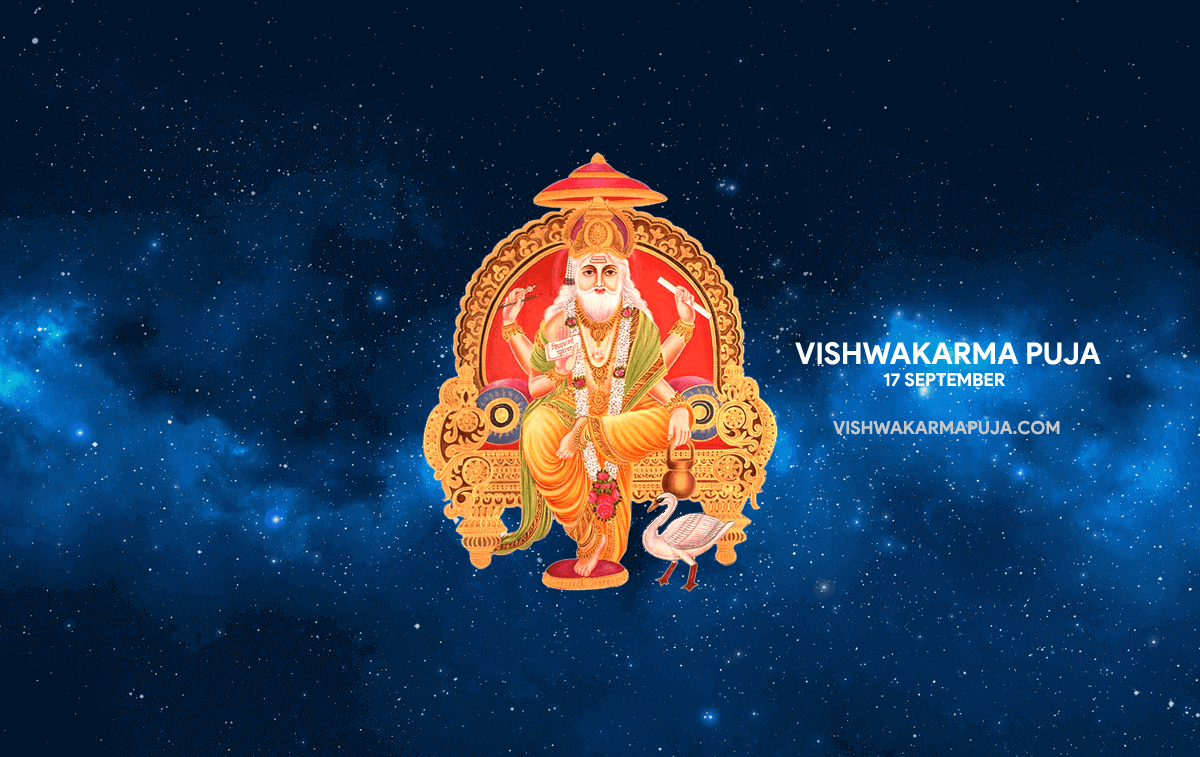 Adorable Vishwakarma Puja Wallpaper